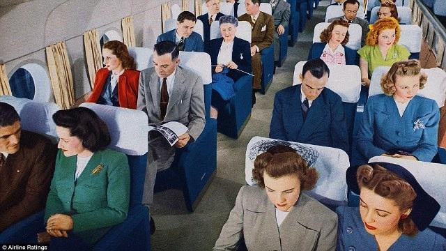"""""""Thượng đế"""" ngành hàng không những năm 50 sang trọng, lịch thiệp cỡ nào? - 9"""