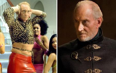 """Nhân vật Tywin Lannister của Charles Dance hóa ra lại có một quá khứ rất """"nổi loạn"""" khi đóng bộ phim """"Ali G Indahouse"""""""