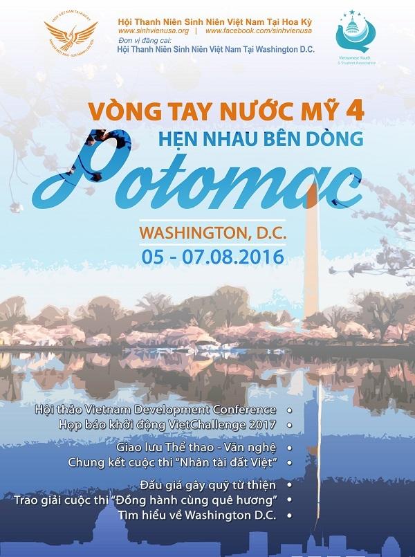 Chuỗi sự kiện đón chào Hội sinh viên Việt tại Hoa Kỳ tròn 3 tuổi - 1