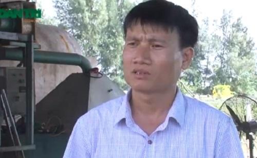 Anh Nguyễn Thành Công chia sẻ về quy trình xử lý rác