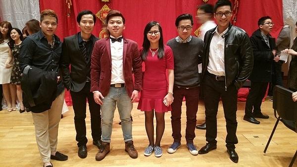Đêm văn hóa chào Tết của sinh viên Việt tại thủ phủ vùng Bretagne - 4