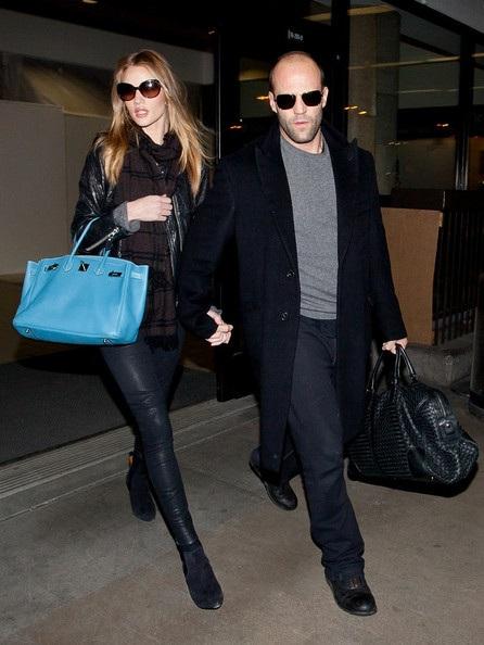 """""""Người vận chuyển"""" và bạn gái siêu mẫu: Cặp đôi hoàn hảo - 17"""