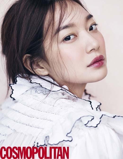 """Shin Min Ah: """"Tôi không còn áp lực lúc nào cũng phải xinh đẹp"""" - 10"""