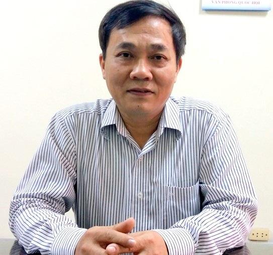 Ông Phạm Lương Sơn, Trưởng ban Thực hiện Chính sách BHYT (Bảo hiểm xã hội VN)