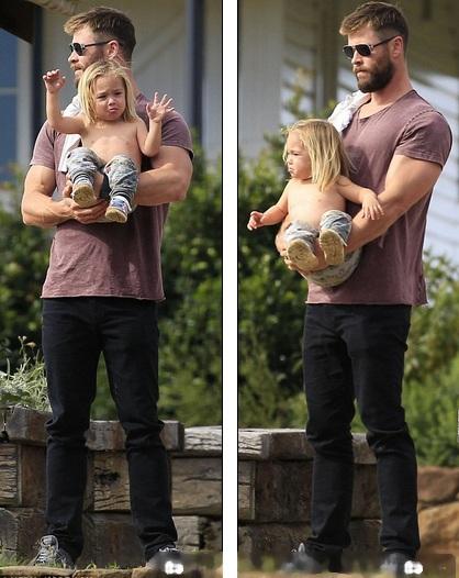 Chris Hemsworth và vợ Elsa Pataky hài lòng với cuộc sống bình yên, ít bị thợ săn ảnh đeo bám tại Úc