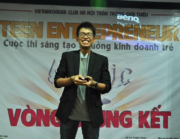 Cân bằng giữa học tập, ngoại khóa và vui chơi thư giãn giúp chàng trai Việt thành công khi chinh phục ngôi trường mơ ước.