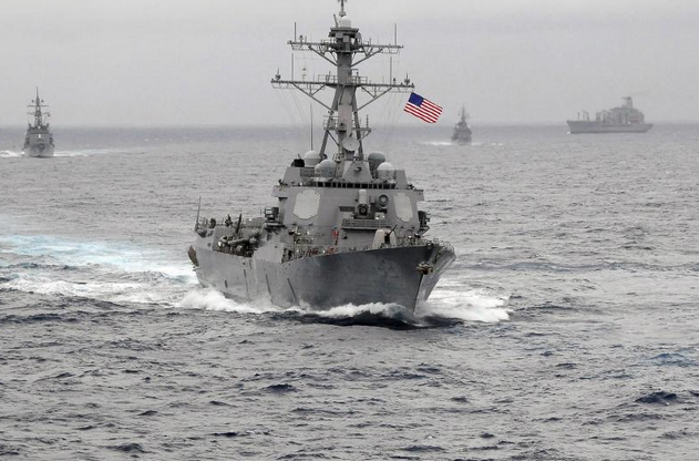 Tuy ủng hộ các hoạt động tuần tra tự do hàng không, hàng hải của Mỹ ở Biển Đông, song Australia chưa có kế hoạch tham gia tuần tra chung. (Ảnh minh họa: Getty)
