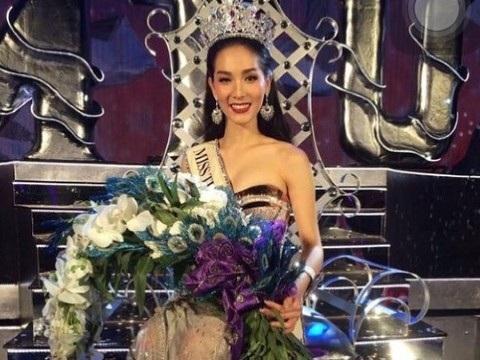 Cận cảnh vẻ đẹp nữ tính của tân hoa hậu cuộc thi Miss Tiffany Universe