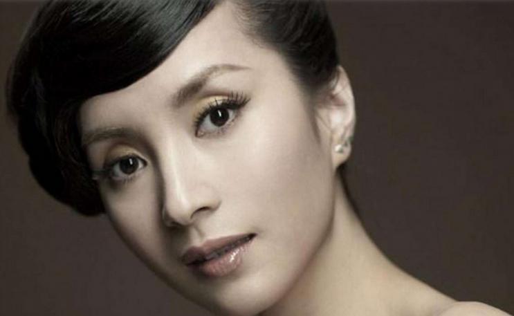 Nữ ca sỹ Thang Xán. (Ảnh: SCMP)
