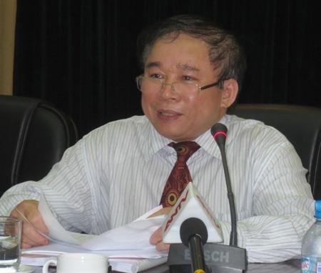 Thứ trưởng Bộ GD&ĐT Bùi Văn Ga