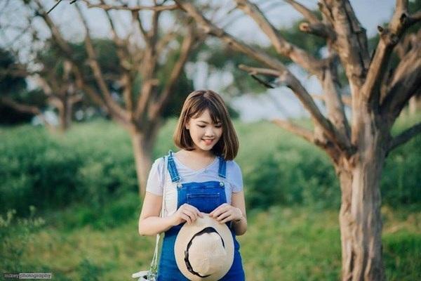 Cô bạn dự định sẽ cố gắng học tập tốt ở Phần Lan và tham gia trao đổi văn hoá với các bạn học quốc tế để hoàn thiện bản thân.