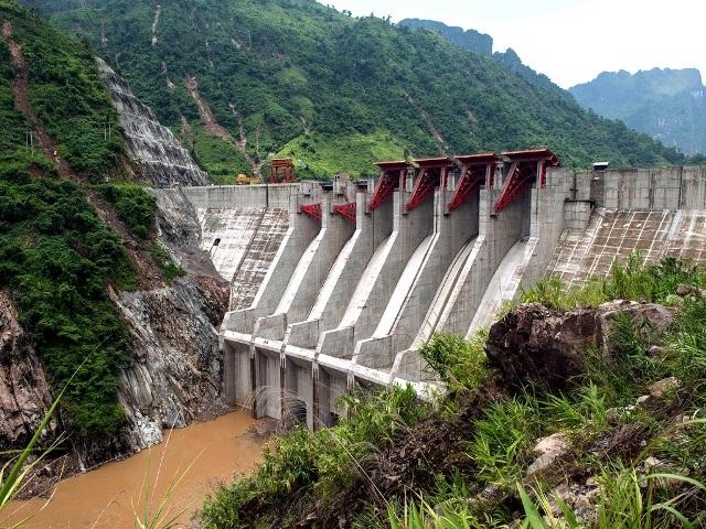 Hệ thống điện quốc gia có thêm 260 MW từ Thuỷ điện Huội Quảng - 1
