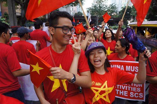 ASVP và MARCHA đã huy động được sự tham gia đông đảo của sinh viên Việt Nam, Philippines, sinh viên quốc tế đến từ Sri Lanka, Myanmar, Campuchia, Đông Timor, Hàn Quốc, Nhật Bản… cùng một số tổ chức xã hội dân sự khác và đông đảo cộng đồng người Việt Nam.
