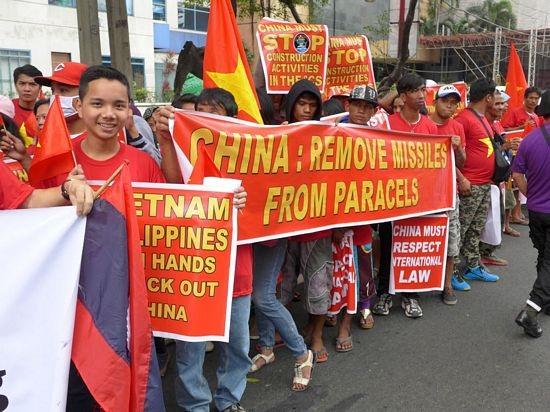 Sinh viên Việt Nam và quốc tế tại Philippines phản đối Trung Quốc quân sự hoá Biển Đông - 14