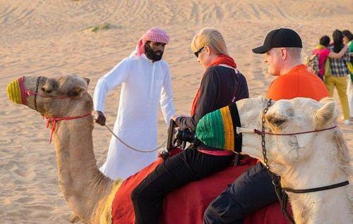 Khám phá Abu Dhabi: Thành phố ngàn hoa trên sa mạc - 17