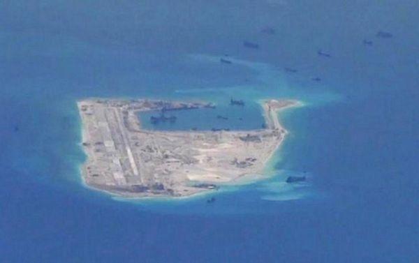 Trung Quốc đang quân sự hóa các vùng biển tranh chấp tại Biển Đông. (Nguồn: Reuters)