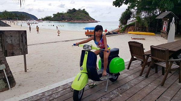 """Cuộc đua kỳ thú đến """"hòn đảo hoang sơ"""" Pulau Redang - 7"""