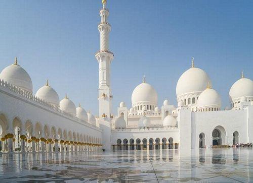 Khám phá Abu Dhabi: Thành phố ngàn hoa trên sa mạc - 7
