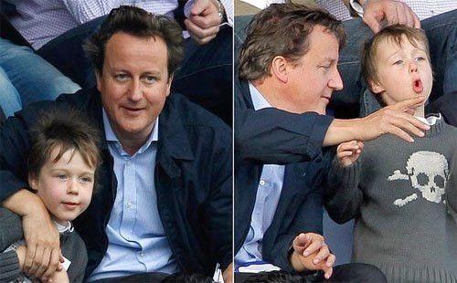 Những hình ảnh đời thường giản dị của Cựu Thủ tướng Anh David Cameron - 5