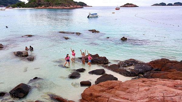 """Cuộc đua kỳ thú đến """"hòn đảo hoang sơ"""" Pulau Redang - 10"""
