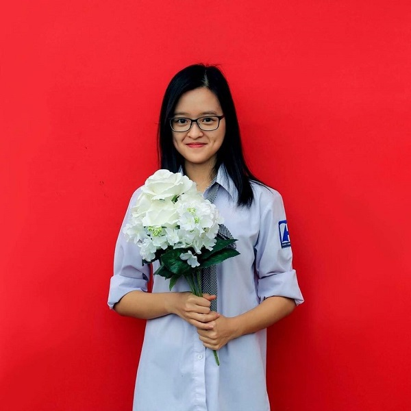 Tôn Hiền Anh – cô gái 9X Việt giành học bổng toàn phần Đại học Harvard mùa này.