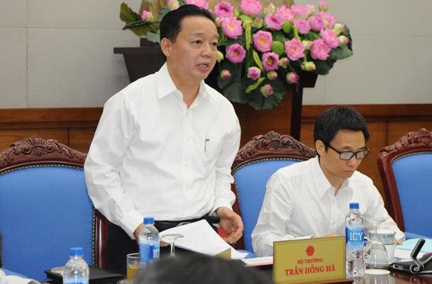 Bộ trưởng Trần Hồng Hà: FDI đã gây nên những tác hại rất lớn đối với môi trường