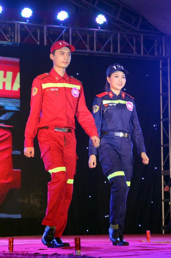 Cặp đôi Nguyễn Thị Huyền và Nguyễn Xuân Phương