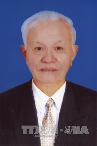Nguyên Phó Chủ tịch Hội đồng Bộ trưởng Nguyễn Ngọc Trìu.