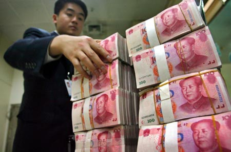 World Bank dự báo kinh tế Trung Quốc sẽ giảm xuống còn 6,7% (ảnh minh hoạ).
