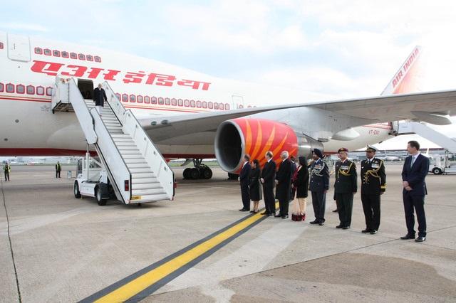 Chuyên cơ dành cho Thủ tướng Ấn Độ. (Ảnh: India Today)