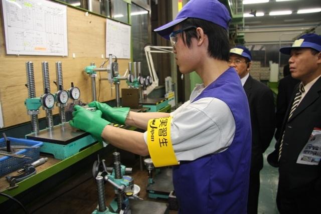 Thực tập sinh VN làm việc tại Nhật Bản