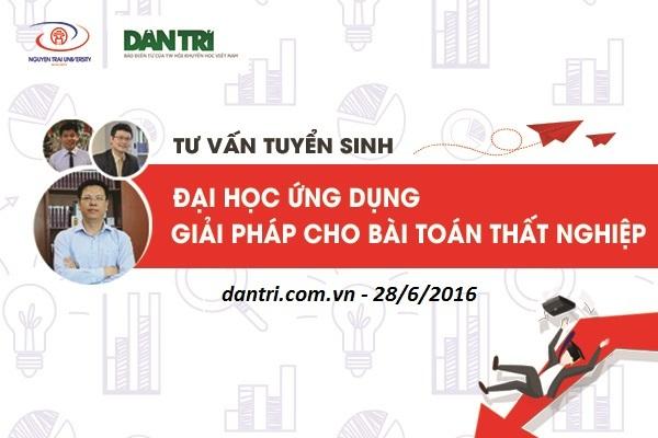 Trường ĐH Nguyễn Trãi ứng dụng công nghệ đào tạo Smart University gắn với việc làm - 1