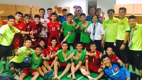 U16 Việt Nam sẵn sàng làm nên điều kỳ diệu