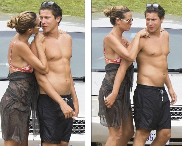 Vito là mối quan hệ dài hơi nhất của Heidi Klum kể từ khi cô chia tay chồng, nam ca sĩ Seal vào tháng 1/2012.