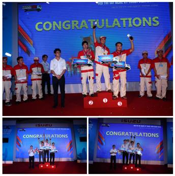 Ấn tượng Hội thi tay nghề Kỹ thuật viên hãng xe Nhật - 8