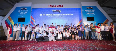 Hội thi Kỹ thuật viên ISUZU lần thứ 13 đã khép lại với nhiều kỉ niệm khó quên trong lòng thí sinh và khách mời