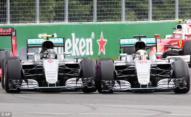 Vettel thiếu chút may mắn để đánh bại Hamilton - 6