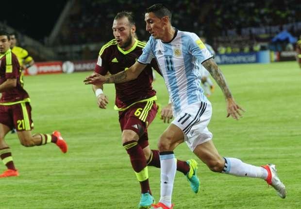 Nỗ lực của Di Maria đã không thể giúp Argentina có được chiến thắng