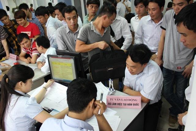 Lao động từ 15 - 24 tuổi: Chiếm 47% tổng số người thất nghiệp - 1