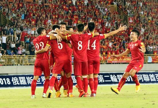 Đội tuyển Việt Nam quyết đánh bại Đài Loan trên sân Mỹ Đình