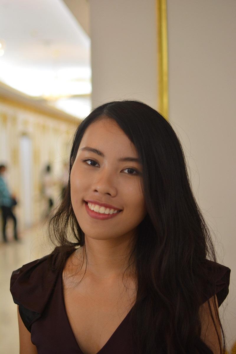 Khuất Thu Minh Giang – nữ du học sinh Việt tài năng sáng lập VNMUN.