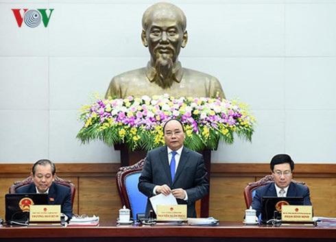 Thủ tướng phát biểu tại phiên họp thường kỳ tháng 7