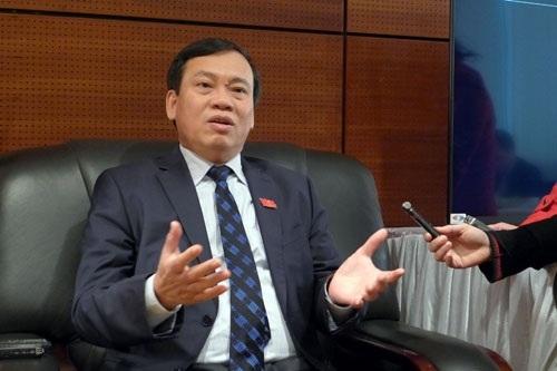 Ông Vũ Trọng Kim, Ủy viên Trung ương, Phó chủ tịch, Tổng thư ký Ủy ban Trung ương MTTQVN (Ảnh: Đại Đoàn kết)