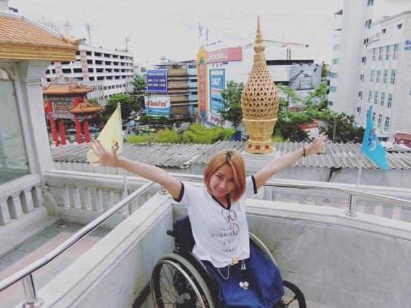 Kỳ diệu chuyện cô gái Thái không chân làm mẹ - 9