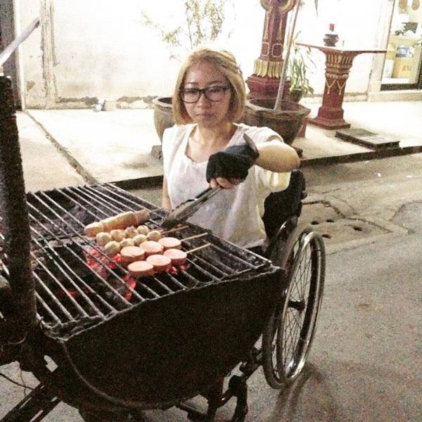 Kỳ diệu chuyện cô gái Thái không chân làm mẹ - 10