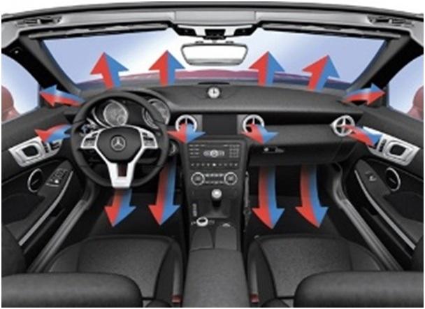 Công nghệ phát triển điều hòa không khí, giúp lái xe tỉnh táo - 1