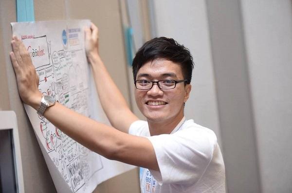 Lê Xuân Lộc – chàng thủ lĩnh 9X theo đuổi ngành y dược với ước mơ cung cấp hệ thống chăm sóc sức khỏe tốt và rẻ đến người Việt.