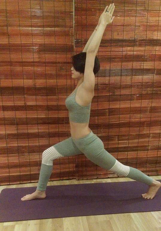 Yoga cơ bản cho người mới tập - 2