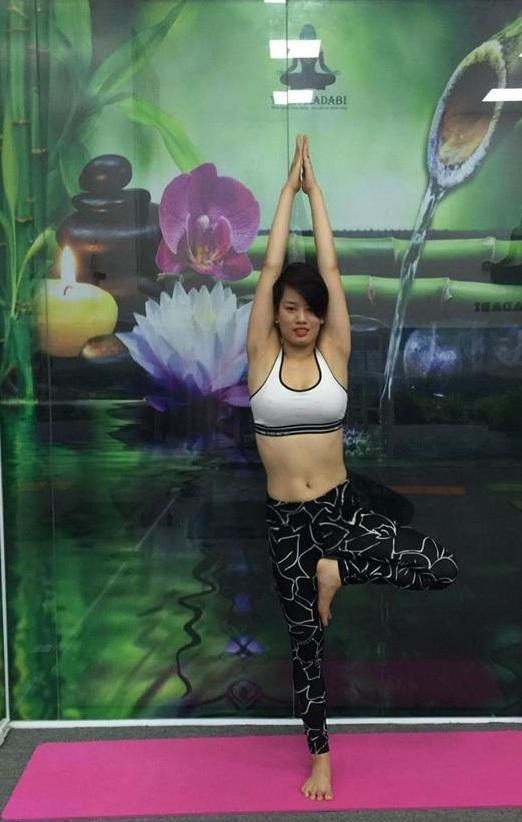 Yoga dành cho người cao huyết áp - 3