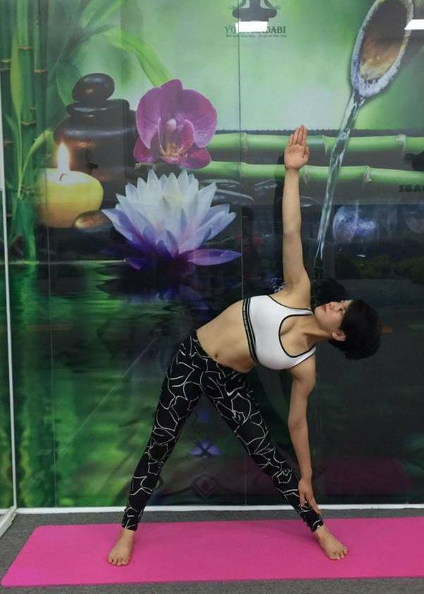Yoga dành cho người cao huyết áp - 4